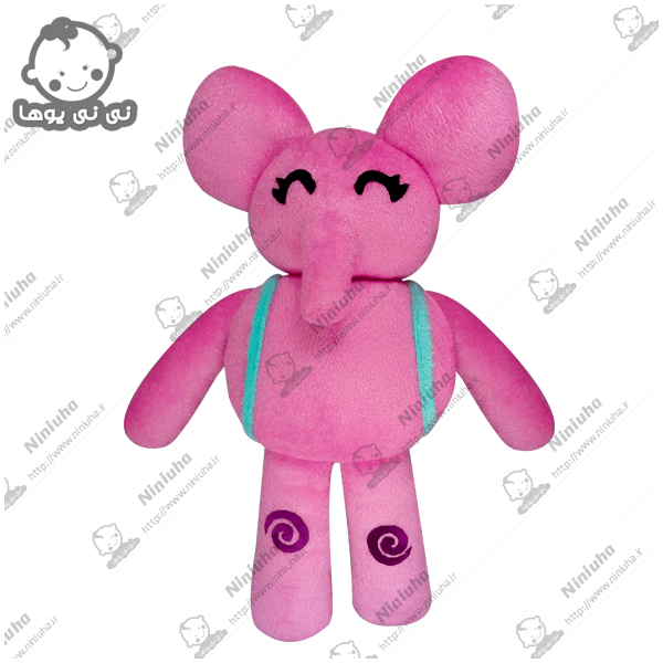 عروسک الی فیل کارتون پوکویو