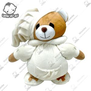 خرید عروسک خرس خوابالو