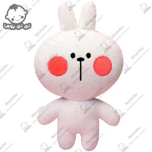 خرید عروسک استیکر خرگوش تلگرام