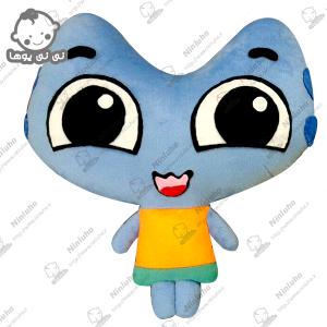 خرید عروسک کوتیا(کارتون-کیت-و-کیت-بازیگوش)