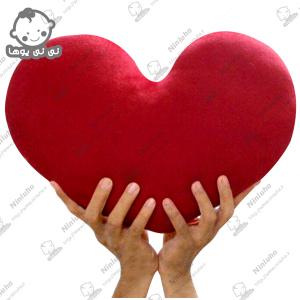 خرید کوسن قلب هدیه ولنتاین