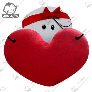 خرید استیکرعاشقانه قلب به دست