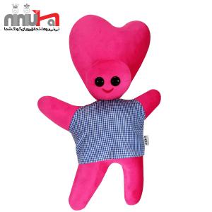 خرید عروسک زی زی گولو سرخابی ۳۰ سانتیمتری