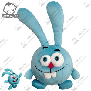 خرید عروسک خرگوش کارتون تپلی های پر دردسر (کیکو ریکی)