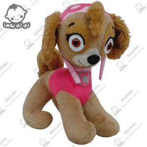 عروسک سگ های نگهبان پاو پاترول مدل اسکای