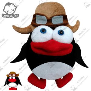 خرید عروسک پنگوئن کارتون تپلی های پر دردسر (کیکو ریکی)