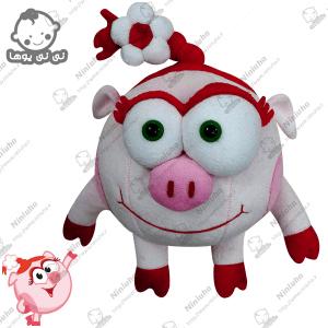 خرید عروسک خوک کارتون تپلی های پر دردسر (کیکو ریکی)