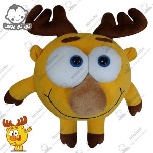 خرید عروسک گوزن کارتون تپلی های پر دردسر (کیکو ریکی)