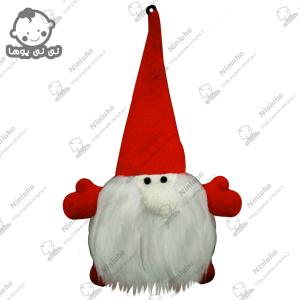 خرید آویز عروسک بابانوئل لی لی پوت