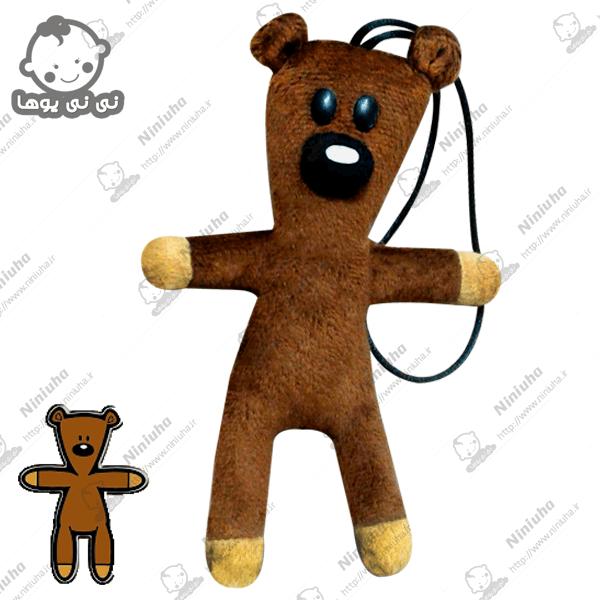 خرید عروسک تدی مستربین