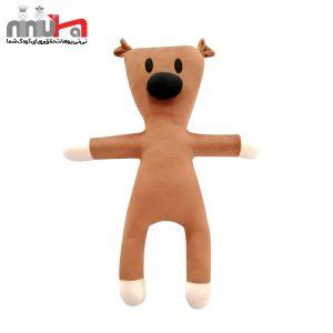 خرید عروسک خرس تدی مستربین مدل کارتونی – حدود ۶۰ سانتیمتری